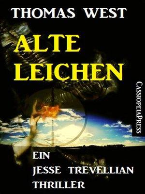 cover image of Alte Leichen