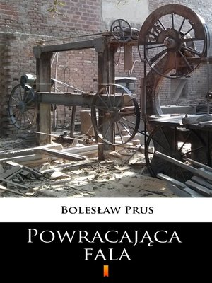 cover image of Powracająca fala