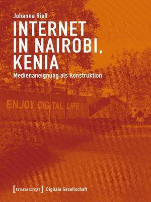 cover image of Internet in Nairobi, Kenia