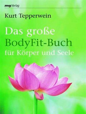 cover image of Das große BodyFit-Buch für Körper und Seele