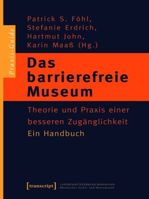 cover image of Das barrierefreie Museum