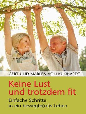 cover image of Keine Lust und trotzdem fit