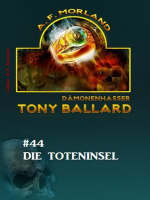 cover image of Tony Ballard #44