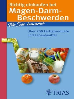 cover image of Richtig einkaufen bei Magen-Darm-Beschwerden