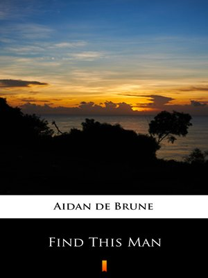 cover image of Find This Man