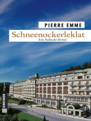 cover image of Schneenockerleklat