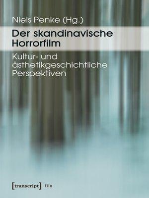 cover image of Der skandinavische Horrorfilm