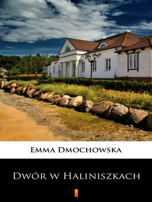 cover image of Dwór w Haliniszkach