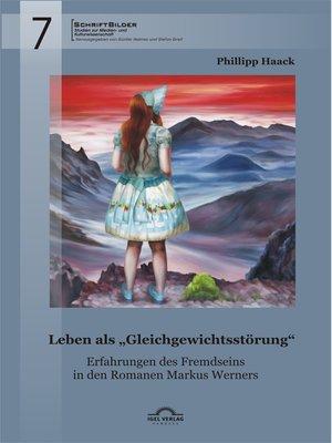 """cover image of Leben als """"Gleichgewichtsstörung"""""""