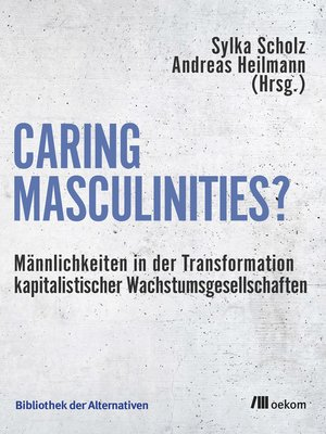 cover image of Caring Masculinities?