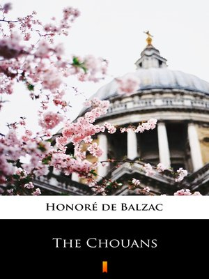 cover image of The Chouans