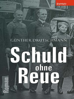 cover image of Schuld ohne Reue