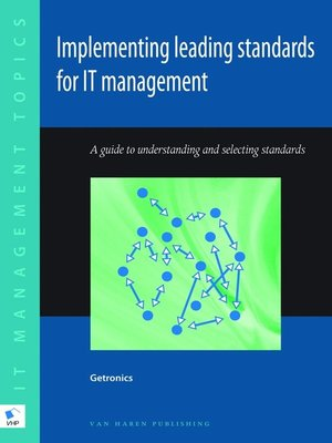 cover image of Implementing Leading Standards for IT Management -