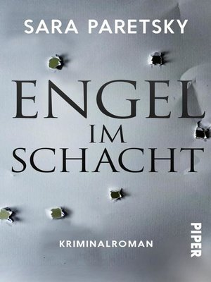 cover image of Engel im Schacht