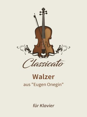 cover image of Walzer