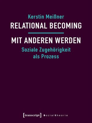 cover image of Relational Becoming