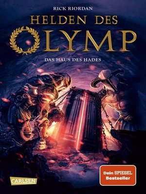 cover image of Helden des Olymp 4