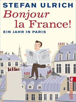 cover image of Bonjour la France