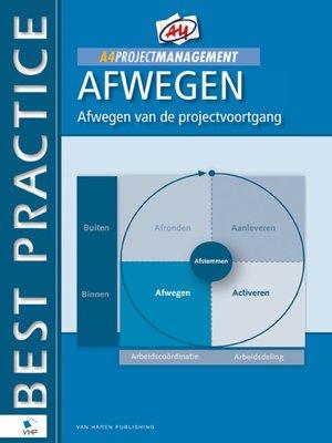 cover image of A4 Projectmanagement – Afwegen