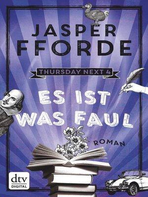 cover image of Es ist was faul