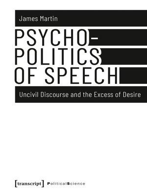 cover image of Psychopolitics of Speech