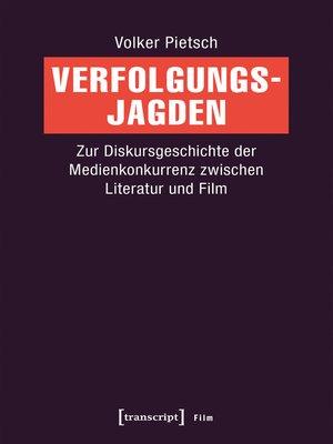 cover image of Verfolgungsjagden