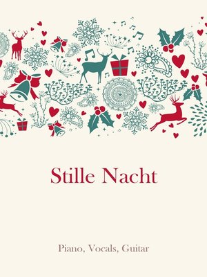cover image of Stille Nacht