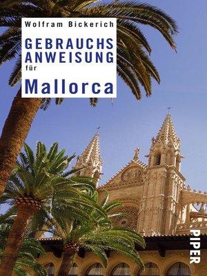 cover image of Gebrauchsanweisung für Mallorca