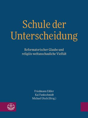 cover image of Schule der Unterscheidung