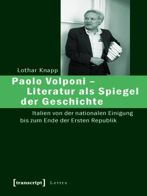 cover image of Paolo Volponi