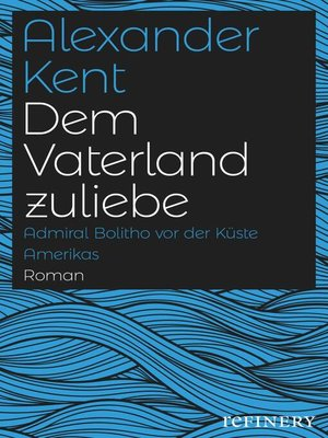 cover image of Dem Vaterland zuliebe