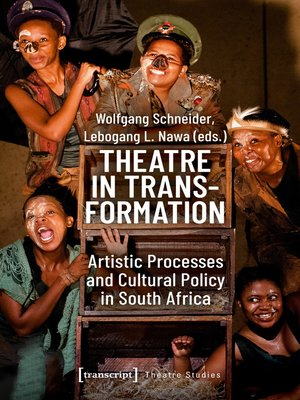 cover image of Theatre in Transformation