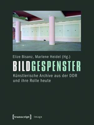 cover image of Bildgespenster
