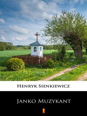 cover image of Janko Muzykant