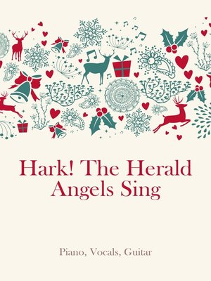 cover image of Hark! the Herald Angels Sing