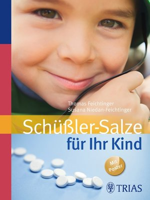 cover image of Schüßler-Salze für Ihr Kind