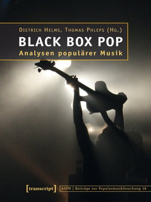 cover image of Black Box Pop