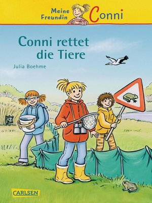 cover image of Conni-Erzählbände 17