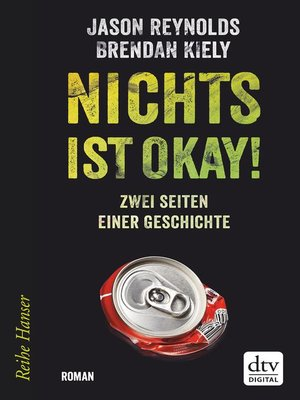 cover image of Nichts ist okay!