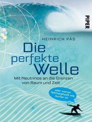 cover image of Die perfekte Welle