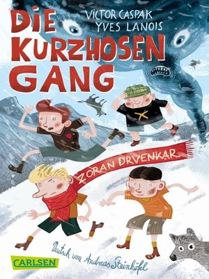 cover image of Die Kurzhosengang