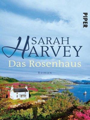 cover image of Das Rosenhaus