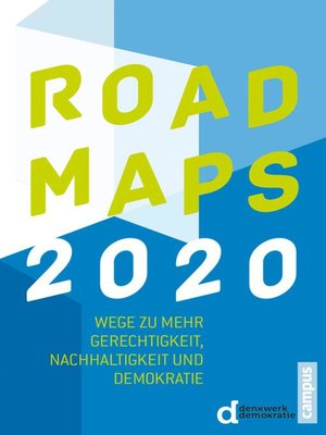cover image of Roadmaps 2020