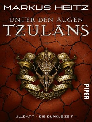 cover image of Unter den Augen Tzulans