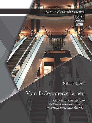 cover image of Vom E-Commerce lernen