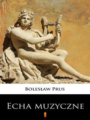 cover image of Echa muzyczne