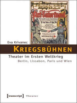 cover image of Kriegsbühnen