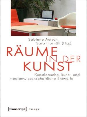 cover image of Räume in der Kunst