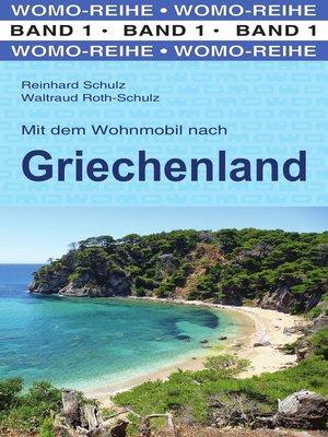 cover image of Mit dem Wohnmobil nach Griechenland