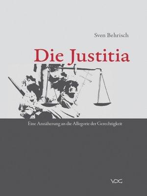 cover image of Die Justitia